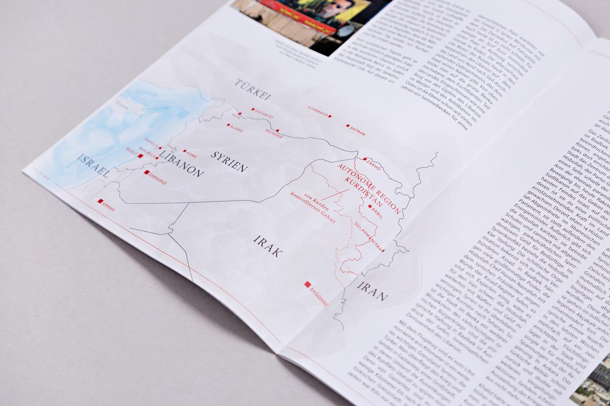 Kartenillustration, Ausgabe 2/2012