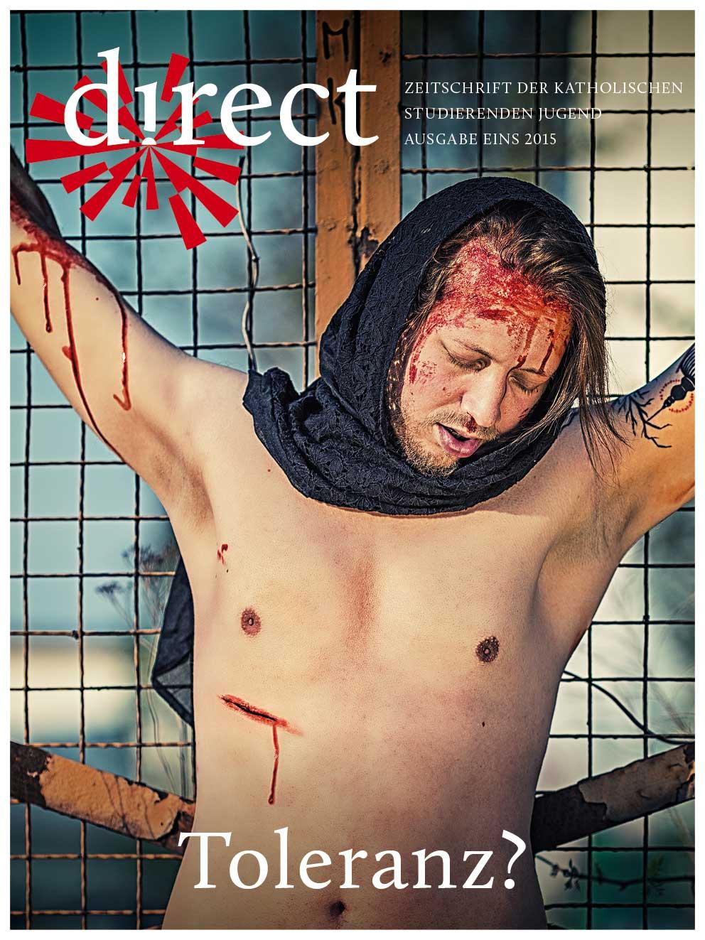 Cover Ausgabe Eins 2015